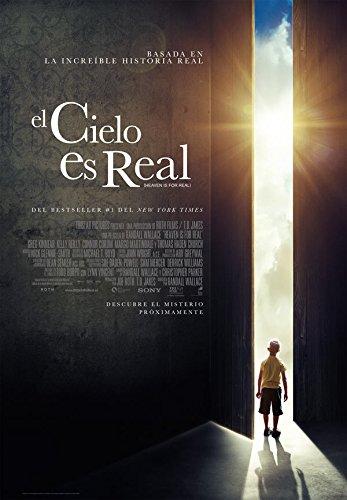 El Cielo Es Real Dvd