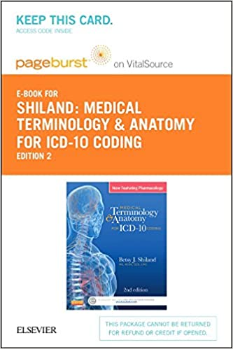 Medical terminology anatomy for icd 10 coding elsevier ebook on medical terminology anatomy for icd 10 coding elsevier ebook on vitalsource retail access card 2e 2nd edition fandeluxe Images