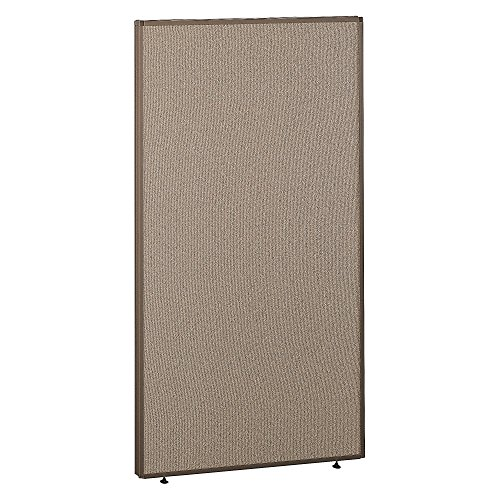 (Bush Business Furniture ProPanels - 66H x 36W Panel in Harvest Tan)