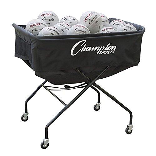 Champion Sports Mammoth Volleyball Cart VC500PRO