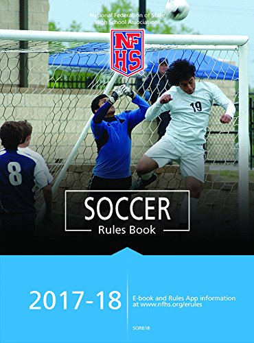 Amazon 2017 18 nfhs soccer rules book ebook nfhs theresia 2017 18 nfhs soccer rules book by nfhs fandeluxe Choice Image