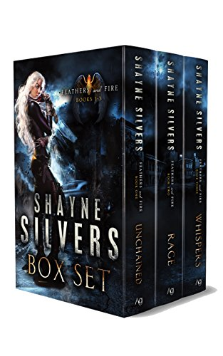Feathers and Fire Series: Books 1 - 3 (Feathers and Fire Series Boxsets)
