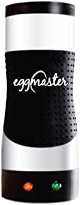 Eggmaster Automatic Electric Egg Cooker, White