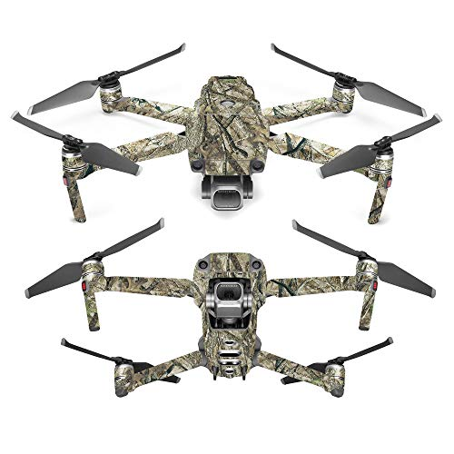 MightySkins Skin for DJI Mavic 2 Pro or Zoom - HTC Fall | Protective, Durable, and Unique Vinyl Decal wrap Cover | Easy to Apply, Remove, and Change Styles | Made in The USA