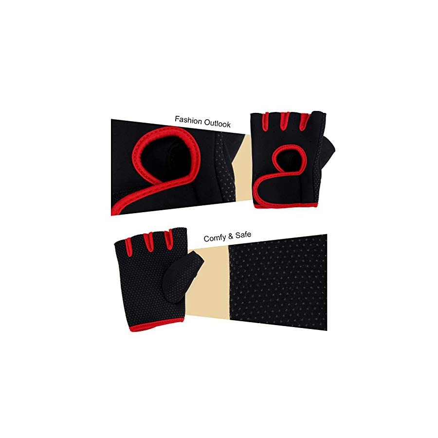 EEDAN Kids Protective Gear Child's Pad Set with Knee Elbow and Gloves for Biking Skating Riding Cycling Bike Rollerblading Scooter and Multi Sports Safety Protection