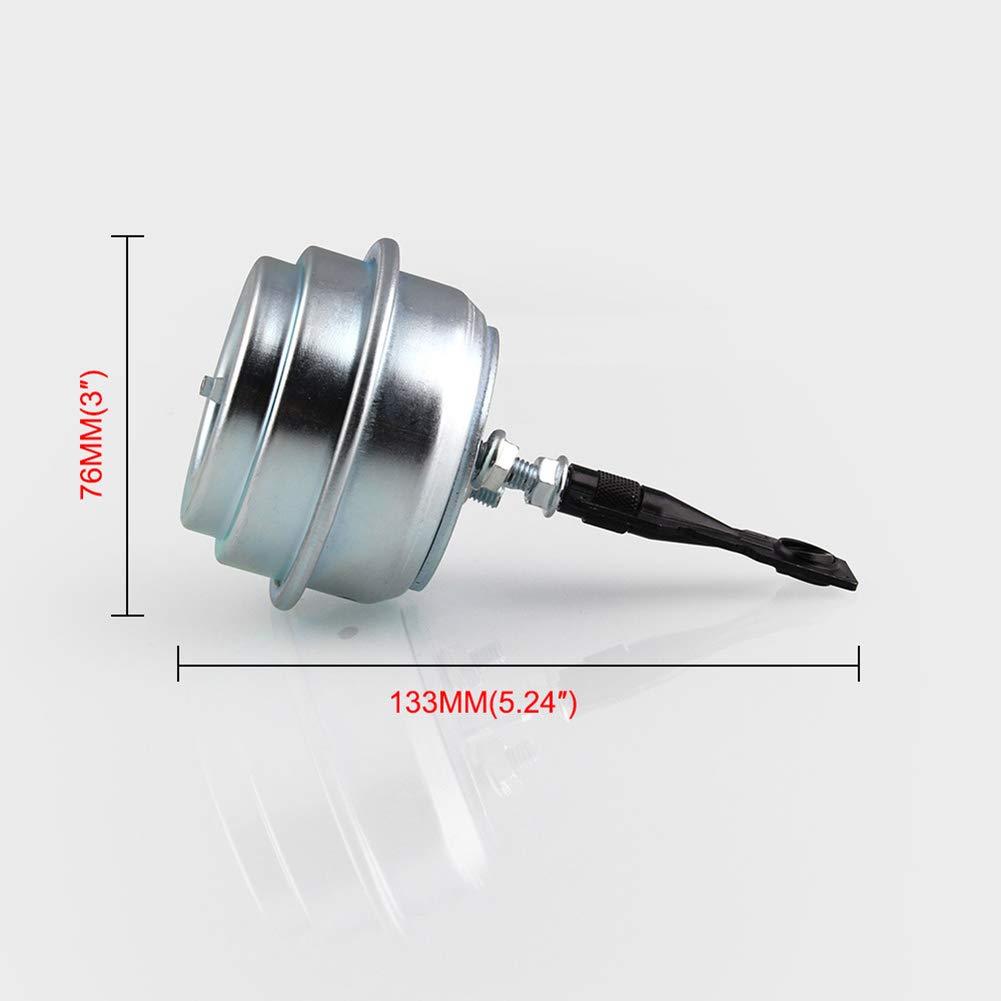 kaakaeu Turbo Turbocompresor actuador de residuos para Garrett GT1749V VNT 15 1.9Tdi 2.0Tdi Seat Skoda 2.0 TDI 140HP 103KW JR-TWA01 Auto veh/ículo Mantenimiento com/ún Pieza de Repuesto Accesorio