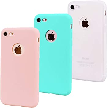 coque iphone 7 silicone couleur