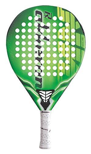 Akkeron Gea R - Pala de pádel, color verde, talla única: Amazon.es: Deportes y aire libre