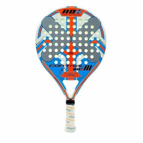 Pala Nox Control 3 - 371-380g: Amazon.es: Deportes y aire libre