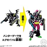 Bandai Shokugan Kamen Rider Ex-Aid Sodo Stage 4 Action Figure Pack of 12