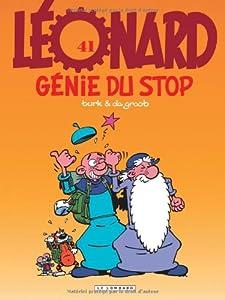 "Afficher ""Léonard n° 41 Génie du stop"""