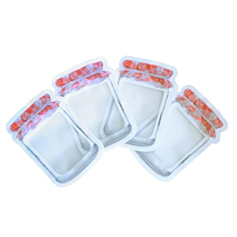 Kikkerland - Bolsas para Mermelada (Polietileno, tamaño ...