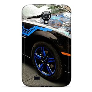 Elaney Case Cover For Galaxy S4 - Retailer Packaging One Bad Camaro Protective Case