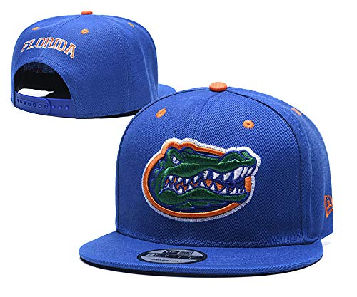 Spring Summer Autumn Hats Color Rush Hats,Snapback Sports Fitted Cap Apparel Hat for Men Women Stylish Adjustable Baseball Hat with Team Logo for NCAA Fans