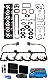 ARP Headstuds, Head Gasket Set, And Valve Cover Gasket For 2007-2014 Dodge Ram Cummins 6.7L