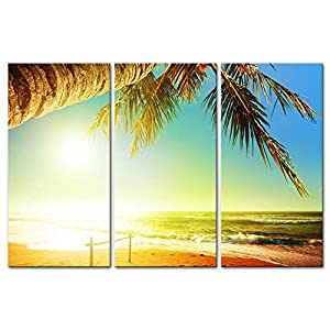 510ebijwzvL._SS300_ Best Palm Tree Wall Art and Palm Tree Wall Decor For 2020