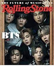 Rolling Stone Magazine BTS Cover June 2021 The Nonstop Triumph's of the Worlds Biggest Band, The Future of
