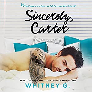 Sincerely, Carter Audiobook
