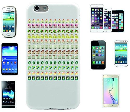"""Smartphone Case Apple IPhone 7 """"Haus Hochhaus New York Gebäude Emojis"""", der wohl schönste Smartphone Schutz aller Zeiten."""