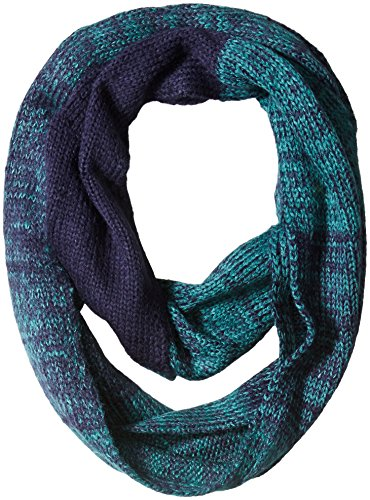 Jessica Simpson Scarf - Jessica Simpson Women's Ombre Marled Eternity Scarf, Navy, One Size