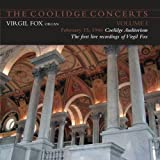 The Coolidge Concerts - Volume I