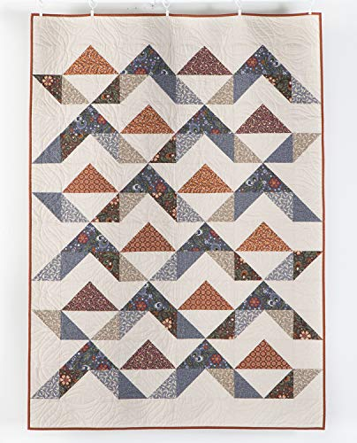 (Connecting Threads Lap Quilt Kit (Dusky Mountains))