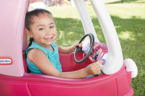 510eekCv07L - Little Tikes Princess Cozy Coupe