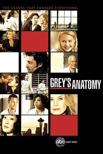 Grey's Anatomy: The Complete Sixth Season Ellen Pompeo Patrick Dempsey Sandra Oh Justin Chambers