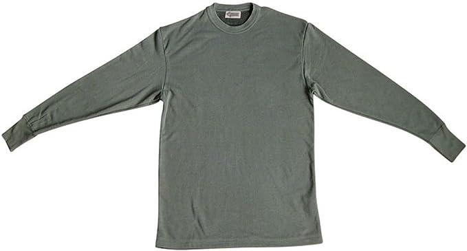Commando Industries - Camiseta interior - para hombre verde verde oliva XX-Large: Amazon.es: Ropa y accesorios