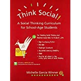 Think Social! (Book and CD) by Michelle Garcia Winner (2006-07-31)