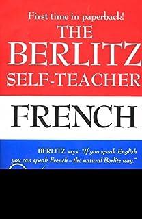 amazon com the berlitz self teacher spanish a unique home study rh amazon com