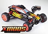 xmods starter kit - XMODS Custom RC 1:16 Scale Buggy Special Edition Kit with 4x4 & High Speed Motor