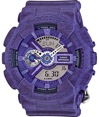 G Shock GMAS 110HT 6A Heathered Color Luxury