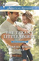 The Texan's Little Secret (Texas Rodeo Barons Book 2)