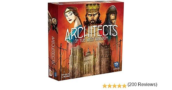 Renegade Game Studios RGS00819 Architects, Multicolor: Amazon.es: Juguetes y juegos