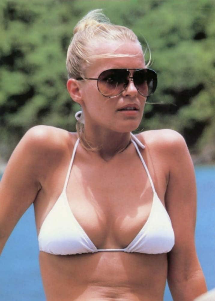 Amazon.com: Posterazzi DAP14992 Cheryl Ladd - White Bikini Photo Print, 8 x  10, Multi: Posters & Prints