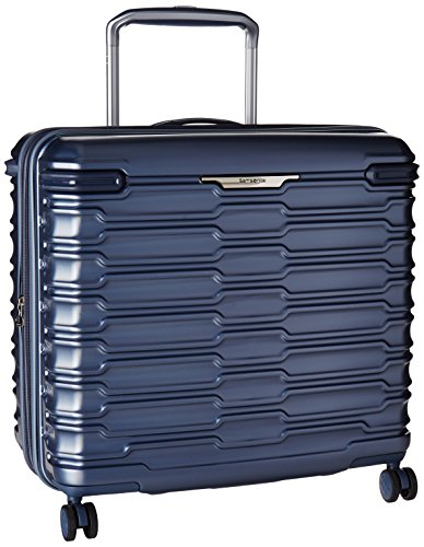 Samsonite Checked-Medium, Blue Slate