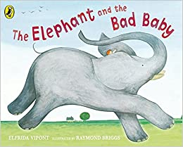 Image result for the elephant and the bad baby