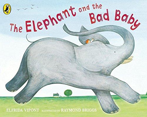 The Elephant and the Bad Baby: Amazon.co.uk: Vipont, Elfrida ...