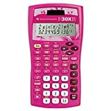 Calculator,Scientific, 2 Line Display, Top Line 11-Digit/Bottom Line 10, Solar, PINK [Non - Retail Packaged]
