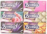 Scotties Supreme Facial Tissue, 3-ply, 88 sheets per box - 6 Pack