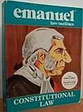 Constitutional Law, Emanuel, Steven L., 156542039X