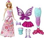 Barbie Fairytale Dress Up Doll