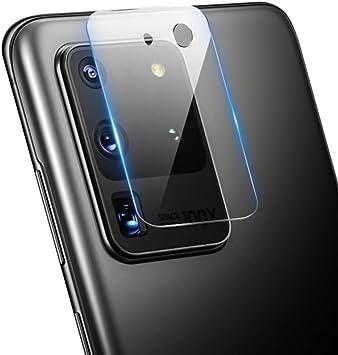 Boleyi Protector de Lente de Cámara para Samsung Galaxy S20 Ultra ...