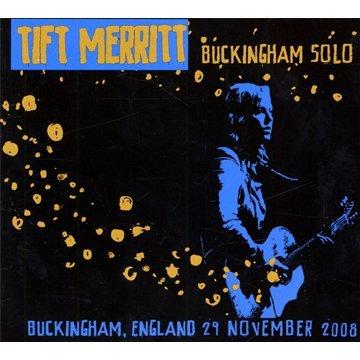 CD : Tift Merritt - Buckingham Solo: Live (Digipack Packaging)