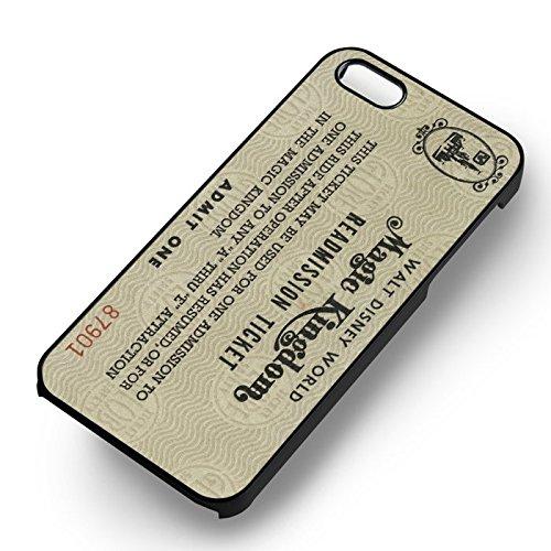 disney ticket iphone 6 case - 8