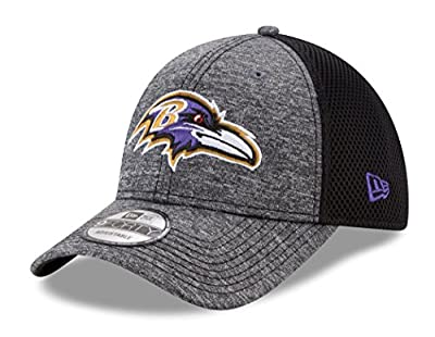 """Baltimore Ravens New Era 9Forty NFL """"Shadow Turn"""" Adjustable Hat from New Era"""