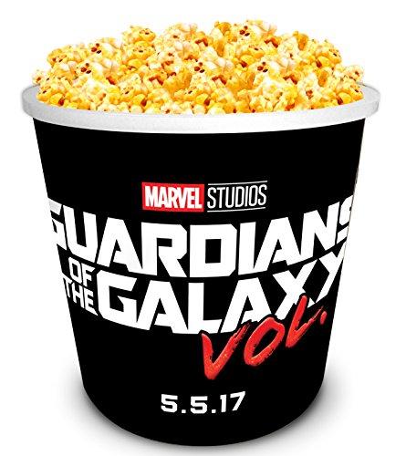 Guardians of the Galaxy Vol 2 Movie Theater Exclusive 130 oz Plastic Popcorn Tub