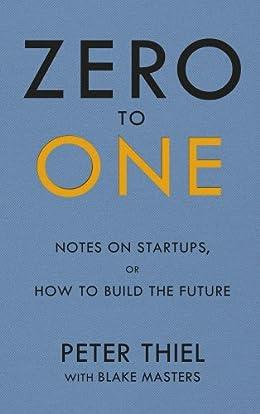 Zero to One- inspirational Business Books