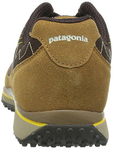 Patagonia Hombres Fitz Fashion Sneaker Tabaco / Espresso